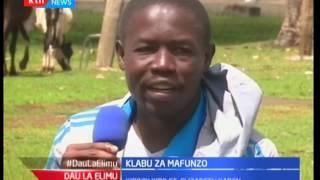 Kipindi cha Klabu za mafunzo shuleni St. Elizabeth Boys High School: Dau la Elimu pt 1