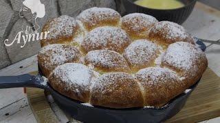 Şekerli tatli Poğaça Tarifi I Pratik vanilyali Puf Çörek Tarifi I Poğaça Tarifleri