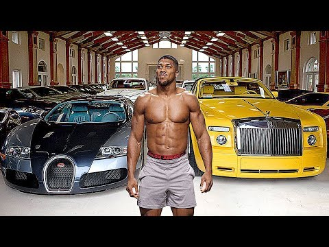 Anthony Joshua's Lifestyle ★ 2018