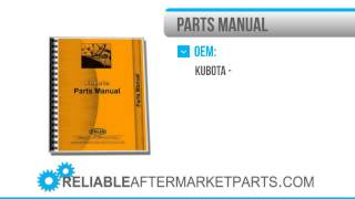 Kubota Bx parts manual - Free video search site - Findclip Net