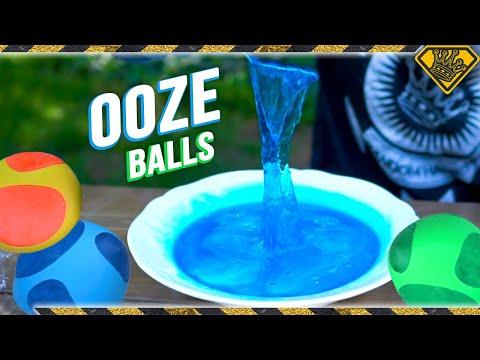 Ninja Stress Balls made with SLIME