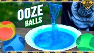 Ninja Stress Balls made with SLIME - Video Youtube