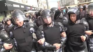 Акция протеста 12 июня в Москве