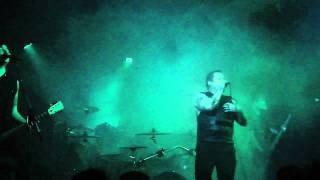 16 Volt - Suffering You (live) @ The Clubhouse in Tempe, AZ 8-8-11
