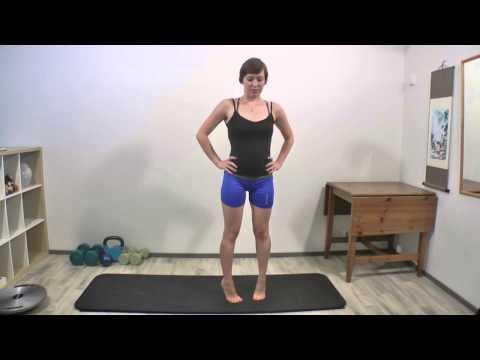 Kelio stiprinimo pratimai, esant kelio skausmui
