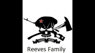 Реклама Reeves Family (заказ Социалист Студии)
