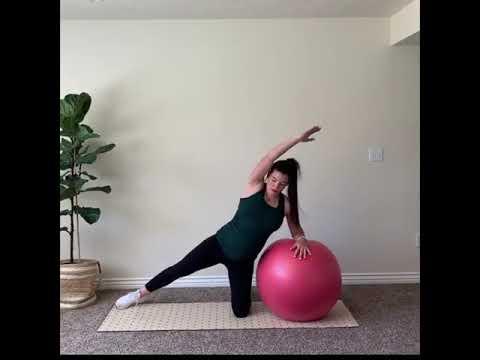 Hamilelikte yapılması gereken egzersiz hareketler