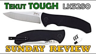 Sunday Review: 💥NEW💥 Tekut TOUGH (Model# LK5280) Just Released Sept 2017!!
