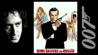 """John Barry - """"007"""" (From Russia With Love, 1963)"""