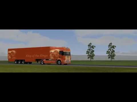 Scania Longline 2Achser mit Koffer im EEP-Shop kaufen
