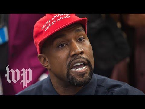 Kanye West: MAGA hat 'made me feel like Superman'