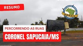 preview picture of video 'Viajando Todo o Brasil - Coronel Sapucaia/MS'