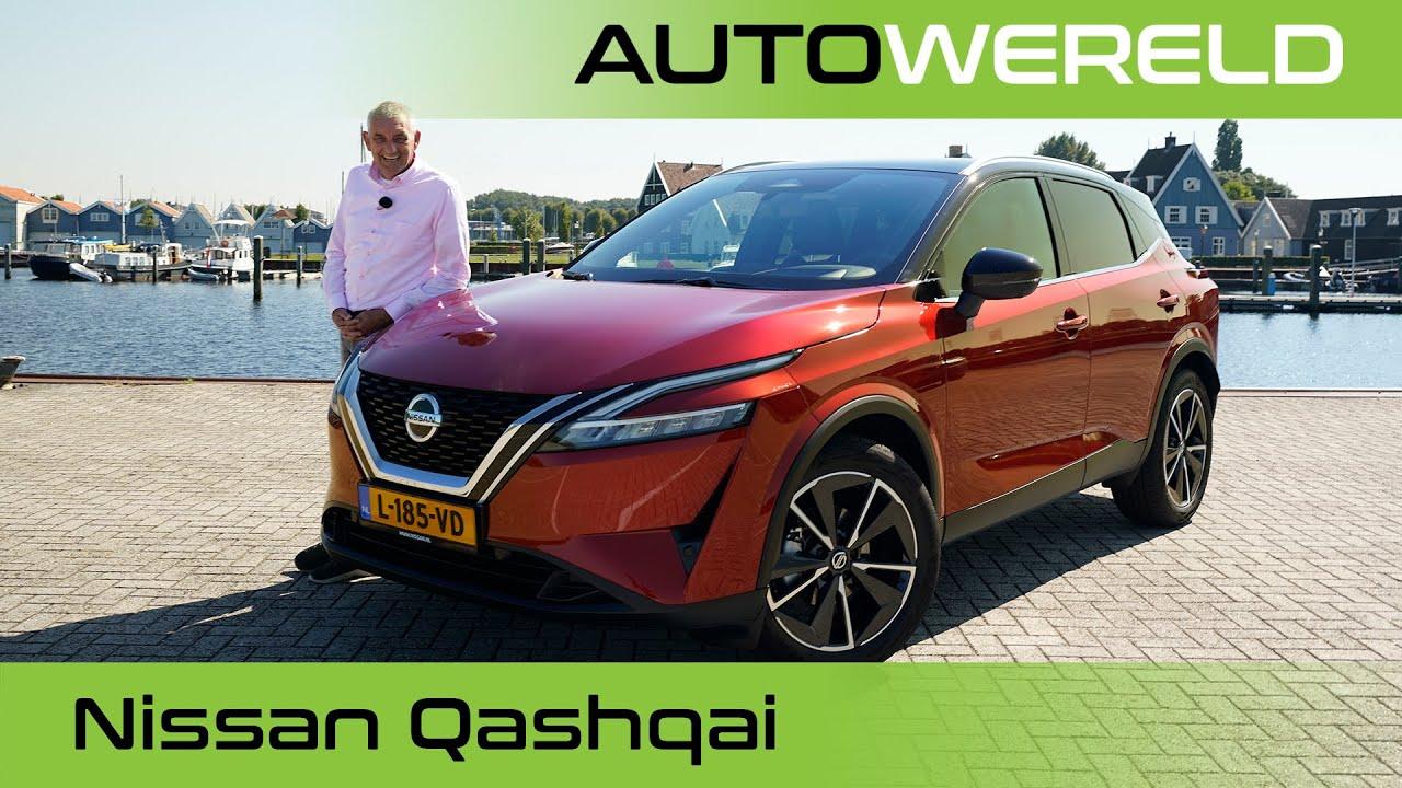 Nissan Qashqai (2022) review met Allard Kalff