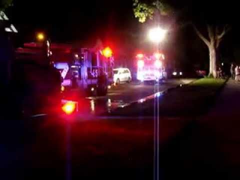 Cedar Rapids Iowa House Fire 440 9th Avenue SW