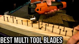 Best Oscillating Multi-Tool Blades And Accessories You Dont Know About!