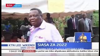 Siasa za 2022: Atwoli amtaka rais Uhuru kutoa amri kwa wanasiasa kutoshiriki katika siasa za 2022
