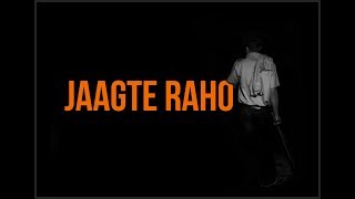 Comedy short film | Jaagte Raho | IFP 7 - YouTube