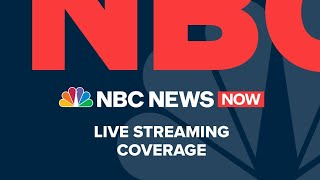 Watch Morning News NOW Live - October 22 | NBC News NOW