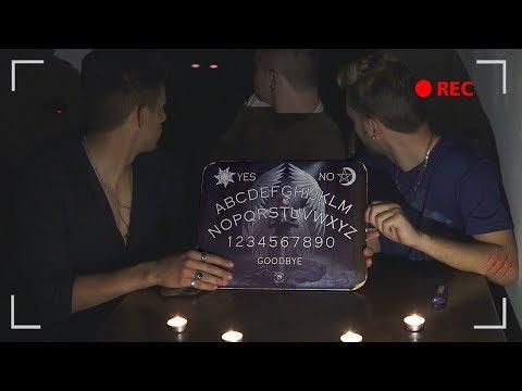 (FINITO MALE) DEMONE ZOZO - TAVOLA OUIJA   XP4ckard