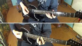 Arctic Monkeys - The View From The Afternoon   Guitar Cover By DMNRMusic