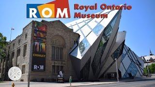Royal Ontario Museum - Toronto - J&C Toronto