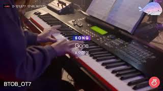 [181211] BTOB Lee Changsub - GONE (Rooftop Live)