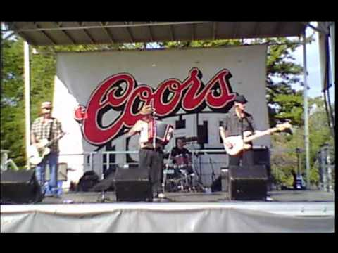 """So Long Baby Goodbye"" - The Van Cleefs (Bedford BBQ and Blues Fest 2011)"