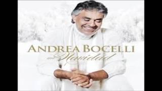 Mi Navidad (En español) -  Andrea Bocelli.