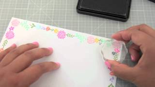 How To: Handmade Stationery