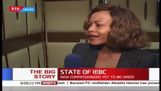 IEBC staff facing uncertain future  | THE BIG STORY