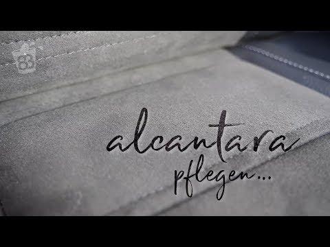 Alcantara richtig reinigen und pflegen | 83metoo