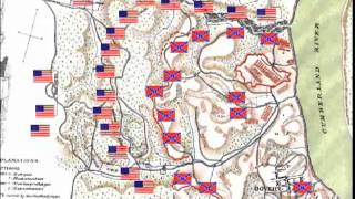 American Civil War - Capture of Fort Henry and Fort Donelson