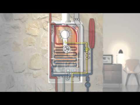 Brötje: Gas-Brennwertwandkessel EcoTherm Plus WGB