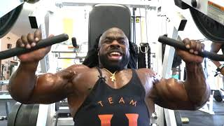 INSANE CHEST WORKOUT | Kali Muscle + Miller Muscle
