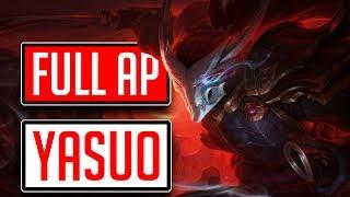 Yolo Picky #22: Full AP Yasuo (CZFull HD60FPS)