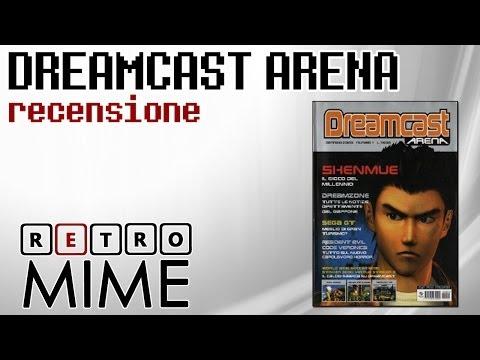 RetroMime - Analisi Rivista Dreamcast Arena