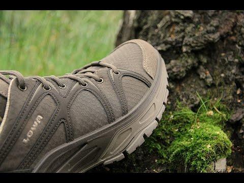 Обзор ботинок Lowa Innox Lo TF