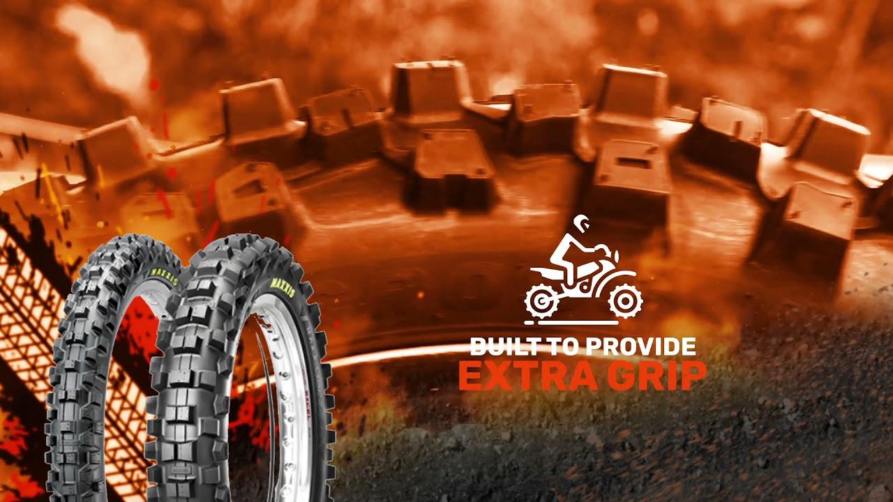 Maxxcross SI Motocross Tyre