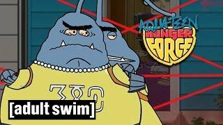 Frat Aliens | Aqua Teen Hunger Force | Adult Swim