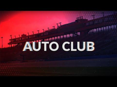 ENASCAR iRacingシリーズ第5戦オートクラブスピードウェイ フルレース動画