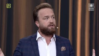 Stolica Polskiego Kabaretu: Paranienormalni   Tort