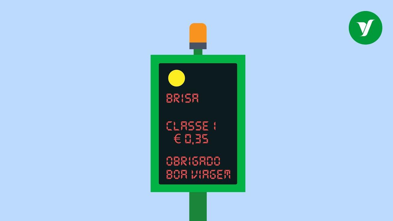 O que faço se o semáforo acender a luz amarela?