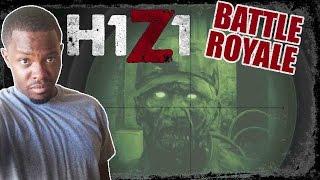 H1Z1 Hardcore Battle Royale Gameplay - DON'T LEAVE ME! | H1Z1 Hardcore Mode