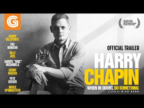 Youtube video still for Harry Chapin: When In Doubt, Do Something