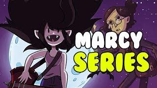 Nova Serie De Hora De Aventura Marcy E Simon