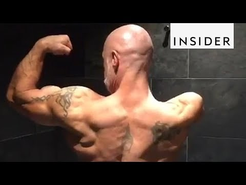 Inspiring One Armed Bodybuilder Can't Be Stopped