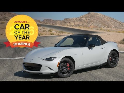 2016 Mazda MX-5 - 2016 AutoGuide.com Car of the Year Nominee - Part 3 of 7