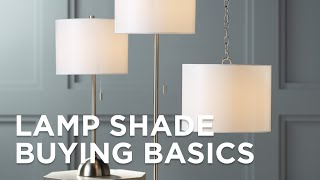 Lamp Shade Buying Guide