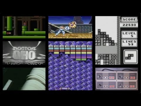 NES And N64 Controllers Drop The Bass In This Mashup Music Video
