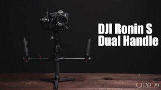 DJI Ronin S Dual Handle